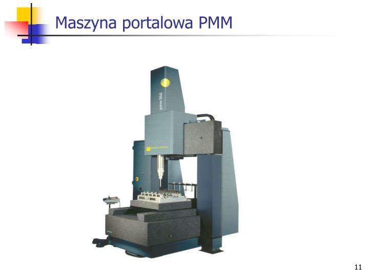 Maszyna portalowa PMM