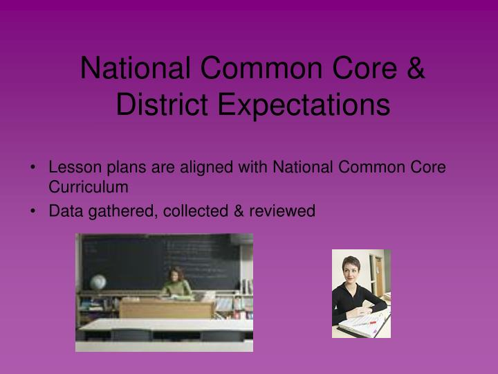 National Common Core &