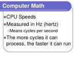 computer math1
