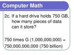 computer math10