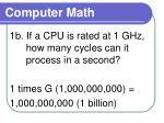 computer math3