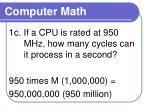 computer math4