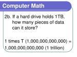 computer math9