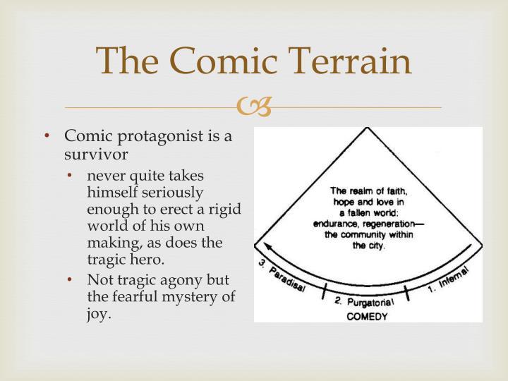 The Comic Terrain
