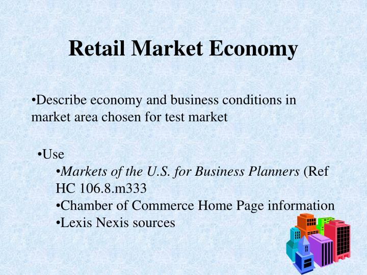 Retail Market Economy