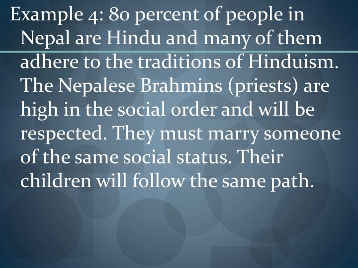 Example 4: 80