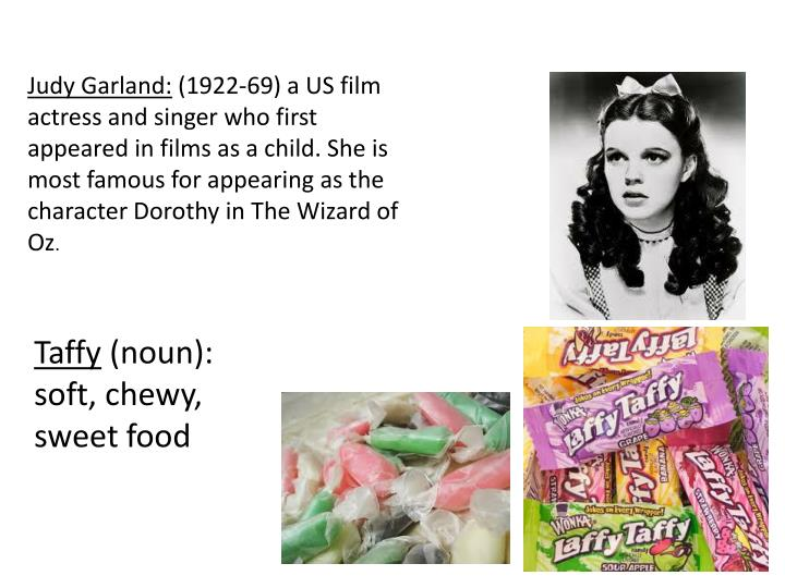 Judy Garland: