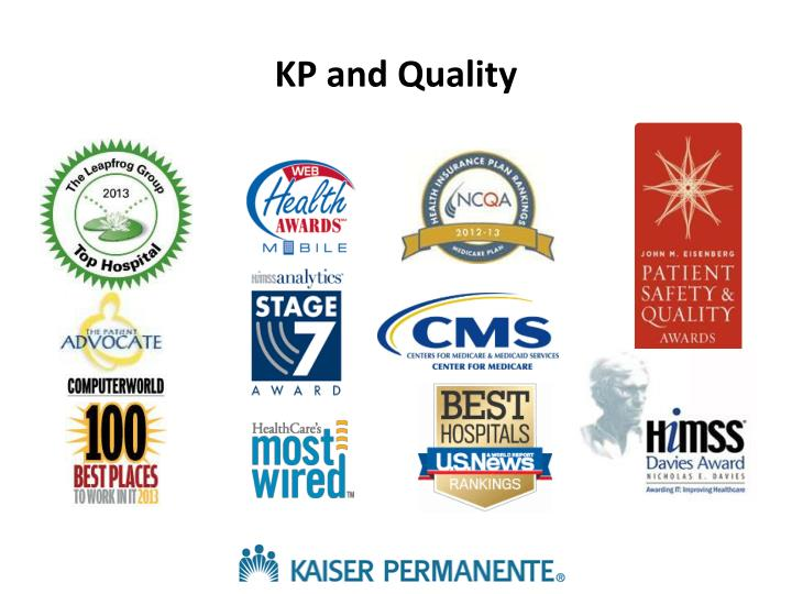 KP and Quality