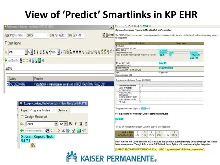 View of 'Predict'