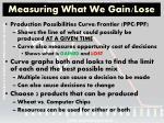 measuring what we gain lose2