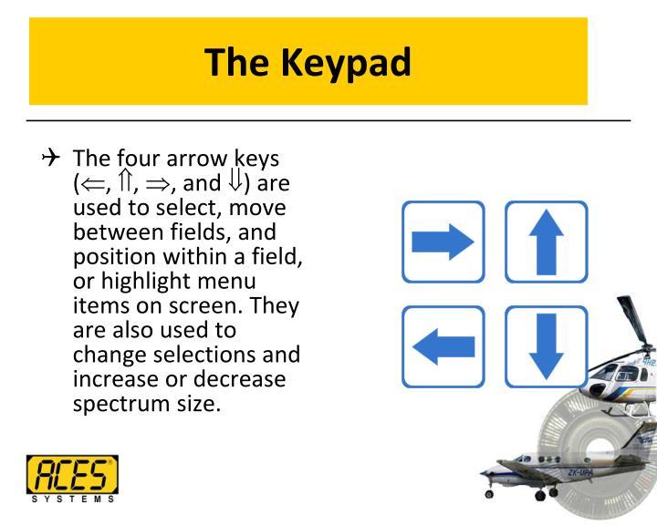The Keypad