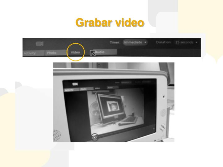 Grabar video