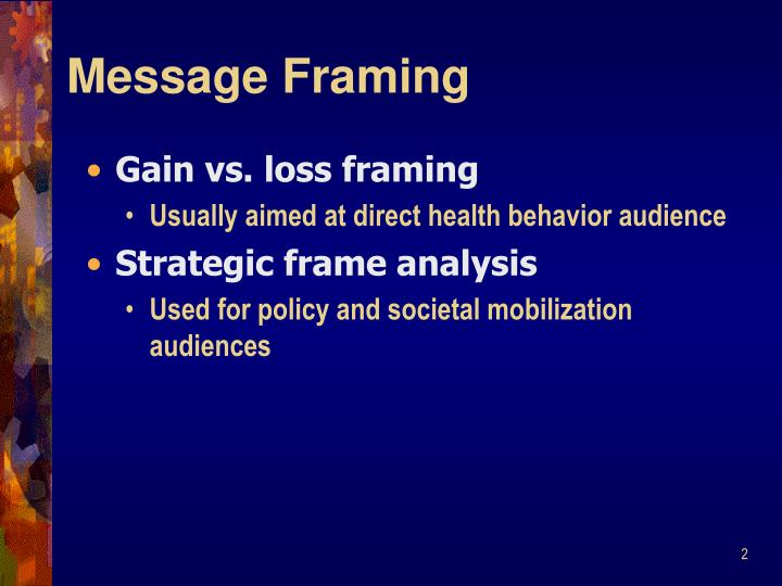 Message Framing