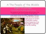 a the people of the middle ages in europe