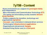 7y750 content