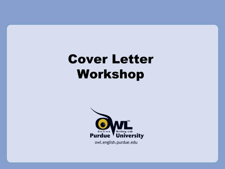apa cover page owl cover letter templates