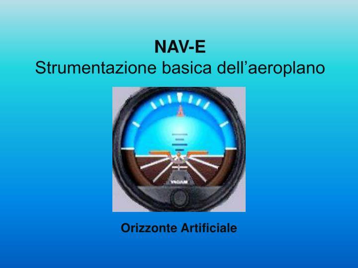 NAV-E