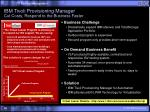 ibm tivoli provisioning manager cut costs respond to the business faster