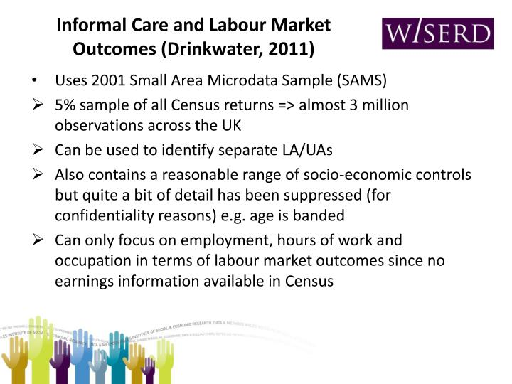 Informal Care and Labour Market Outcomes (Drinkwater, 2011)