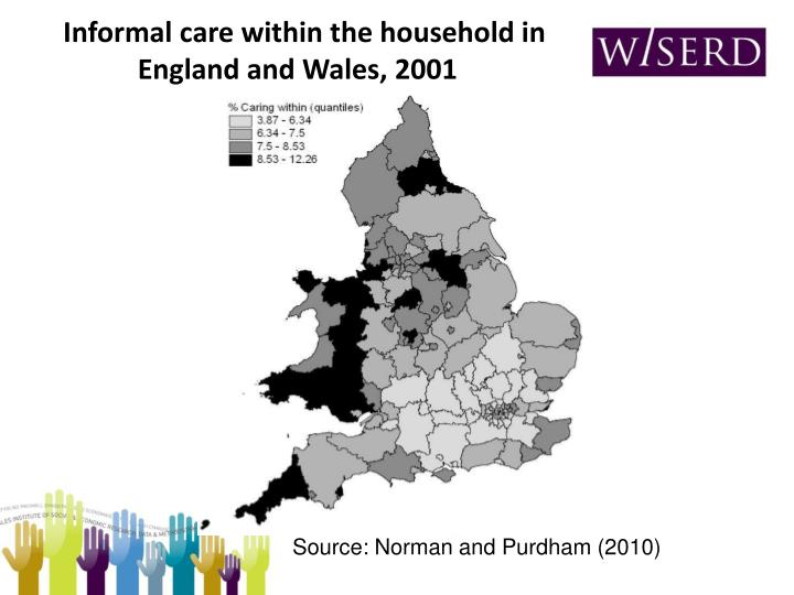 Informal care within the household in