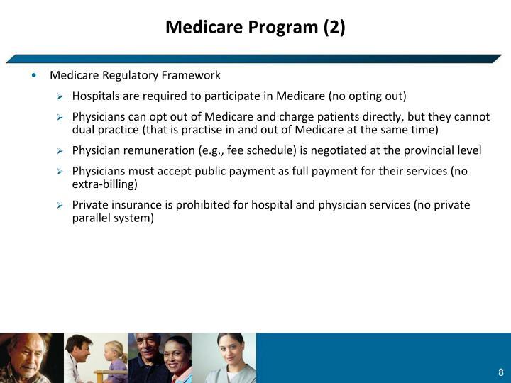 Medicare Program (2)