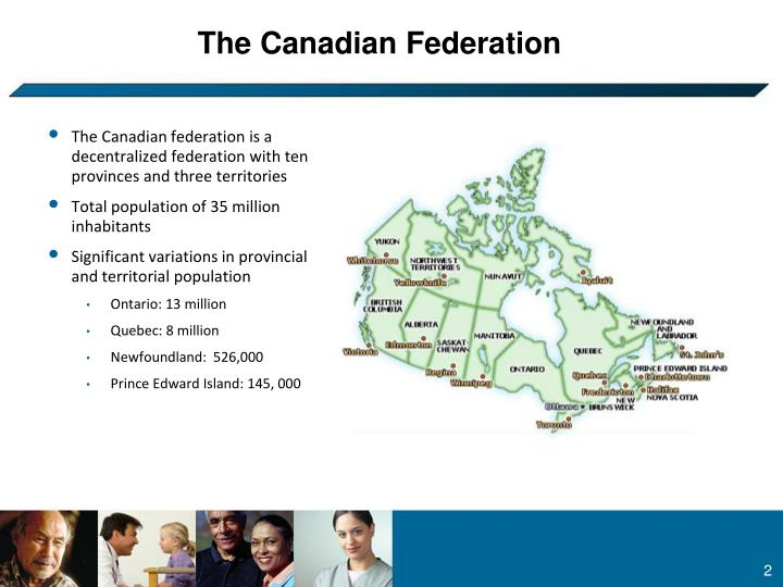 The canadian federation