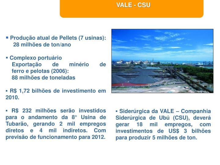 VALE - CSU