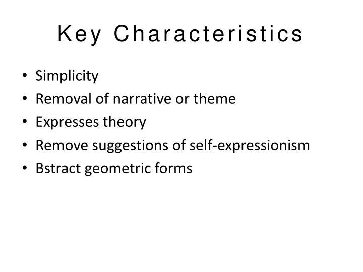 Ppt minimalism powerpoint presentation id 6566720 for Minimalist architecture characteristics