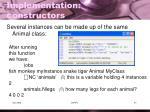 implementation constructors1