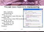 implementation details5