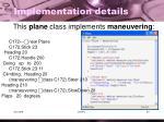 implementation details6