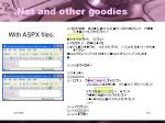 net and other goodies11
