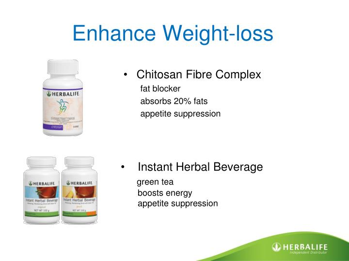 Enhance Weight-loss