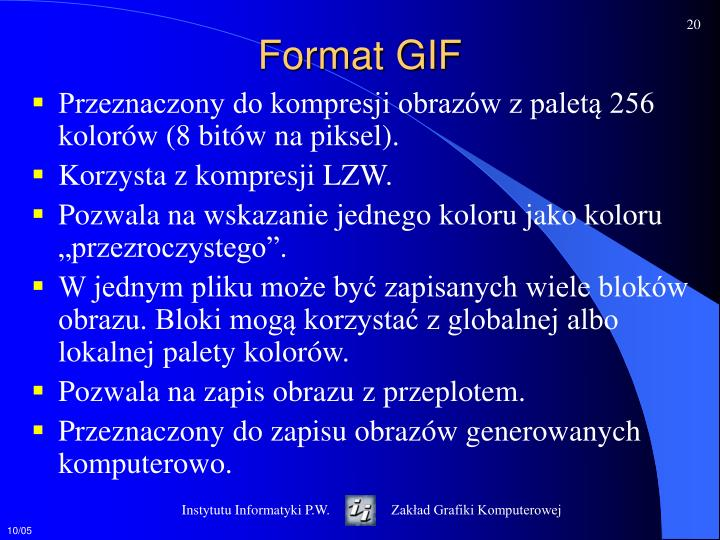 Format GIF