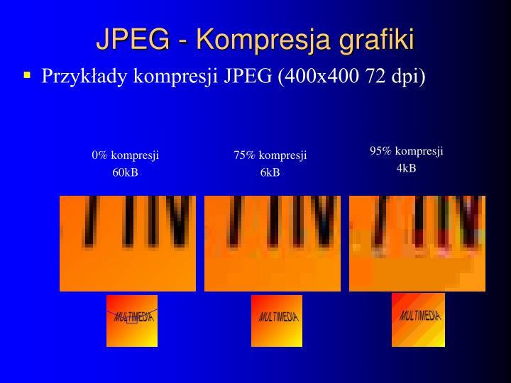 JPEG - Kompresja grafiki