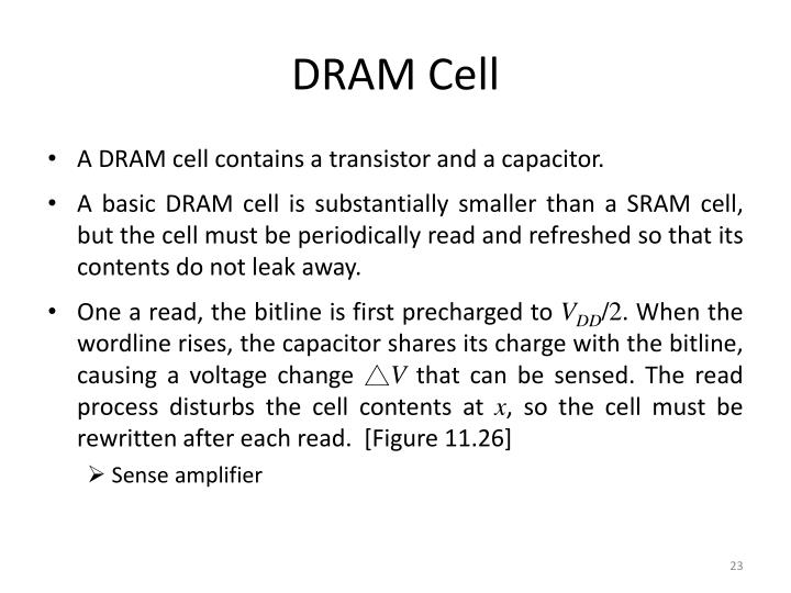 DRAM Cell