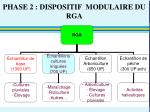 phase 2 dispositif modulaire du rga