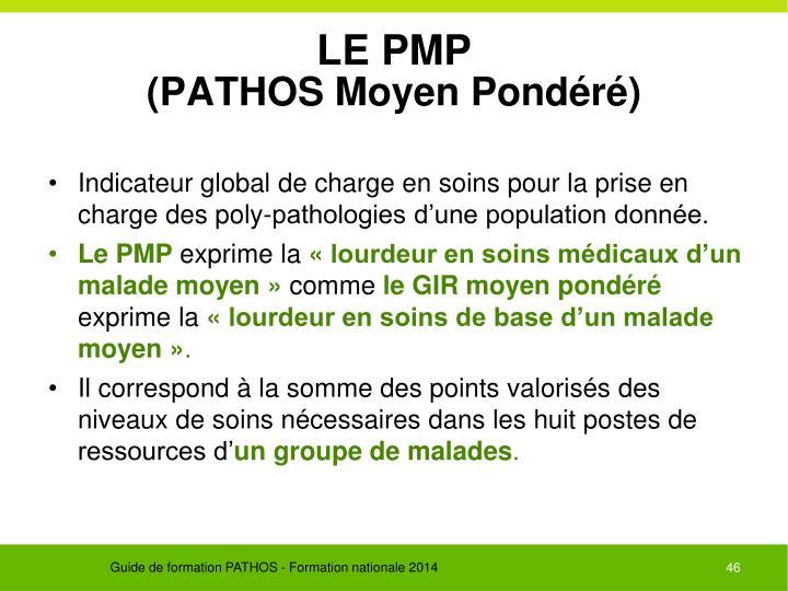 LE PMP