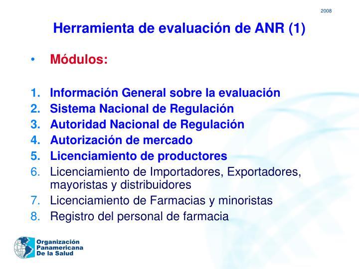 Herramienta de evaluación de ANR (1)