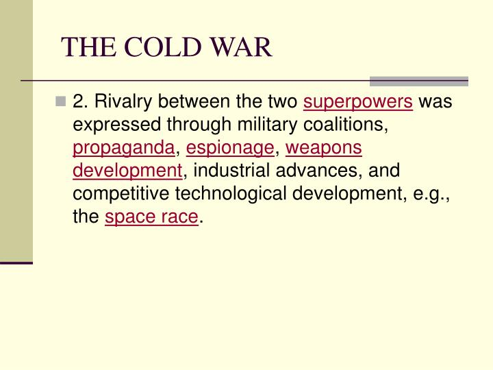 the causes and development of the cold war 1945 1990 essay Did post war meetings and events in eastern europe cause the cold war  july  1945 potsdam – (stalin truman attlee) atom bomb ready so less agreement.