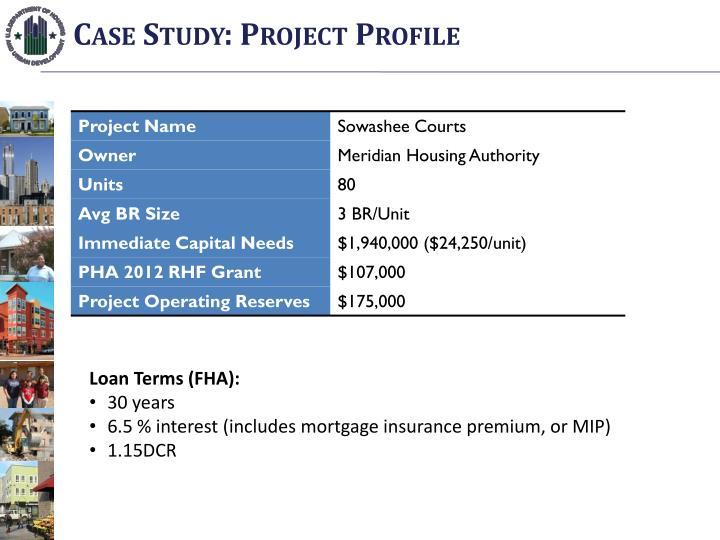 Case Study: Project Profile