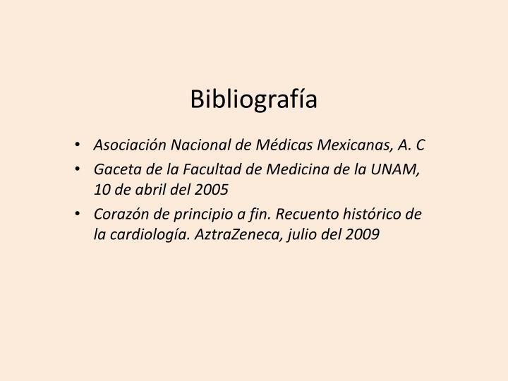 Bibliografa