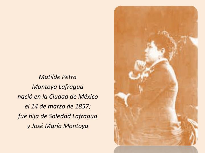 Matilde Petra