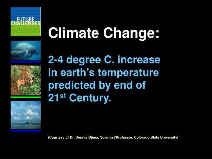 Climate Change: