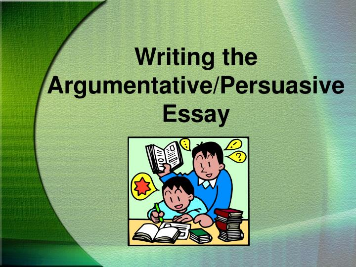 Argument Essay Topics For College