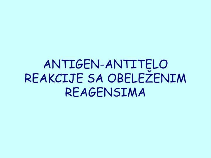 ANTIGEN-ANTITELO