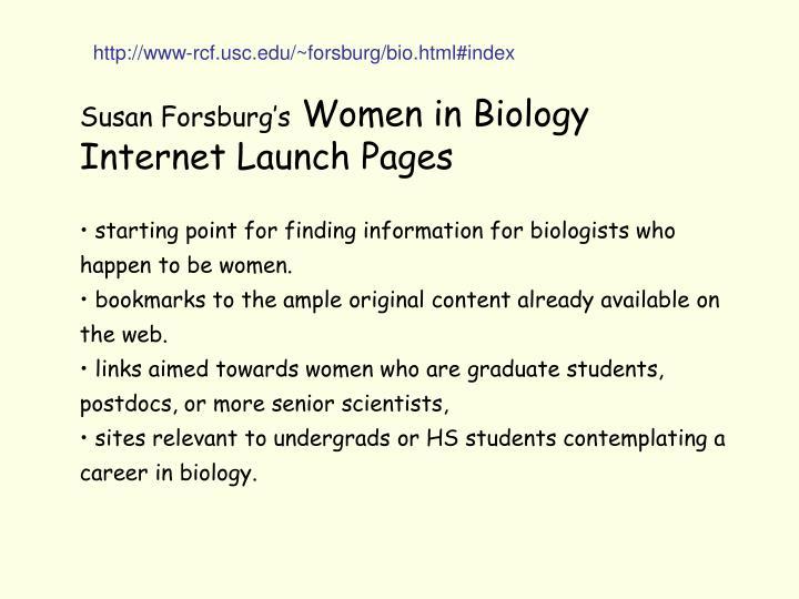 http://www-rcf.usc.edu/~forsburg/bio.html#index