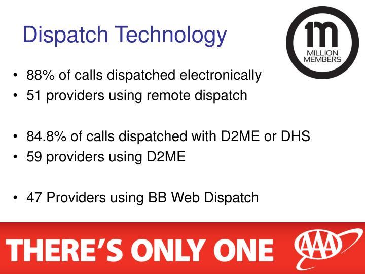 Dispatch Technology