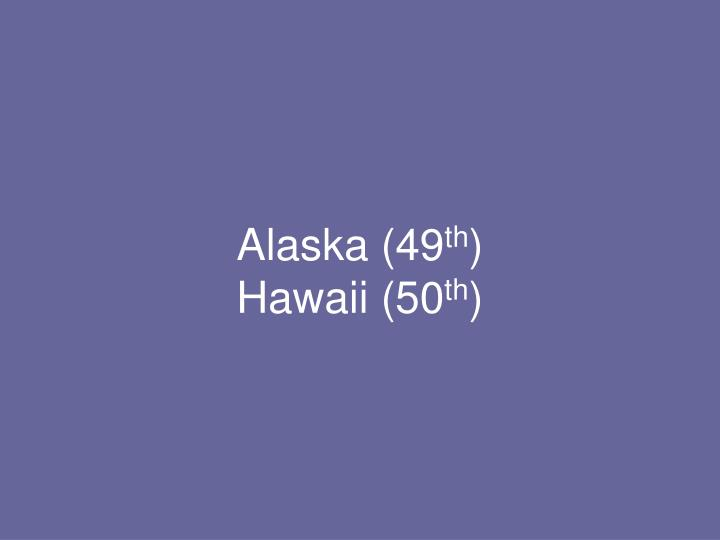 Alaska (49