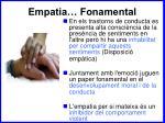 empatia fonamental
